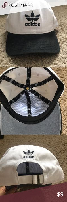 c2ee2da7841 NWOT white adidas dad hat Never worn!! Tag were removed. Bundle to save