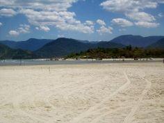Praia Estaleiro do Padre - Ubatuba Brasil  Foto enviada por: Suzzy Su  Campanha: Eu Curto Praia Limpa