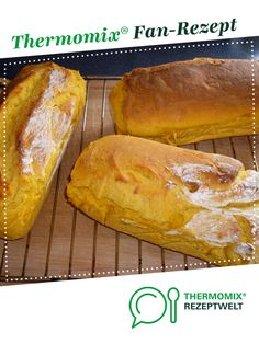 Pumpkin mares like from the baker of great trudi. A Thermomix ® recipe from the K . - Pumpkin mares like from the baker of great trudi. A Thermomix ® recipe from the Bread & Buns categ - Healthy Dessert Recipes, Easy Desserts, Appetizer Recipes, Dessert Simple, Thanksgiving Appetizers, Thanksgiving Recipes, Pumpkin Dessert, Pumpkin Recipes, Food And Drink
