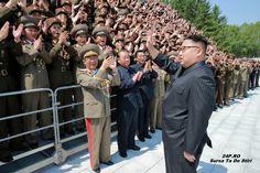 """Coreea de Nord a lansat o noua """"rachetă cu rază medie acţiune"""""""