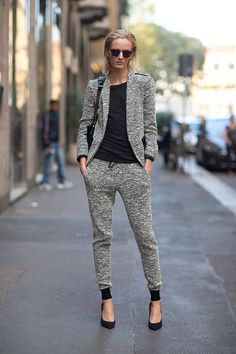 Street Style Milan Fashion Week Spring 2014 - #MFWfall2014