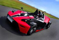 KTM X-Bow to bolidowa legenda torów wyścigowych
