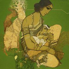 Parvati Artwork by Siddharth Shingade