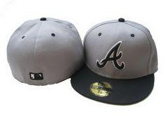 Atlanta Braves New era 59fifty hat (69) , sales promotion  $4.9 - www.hatsmalls.com
