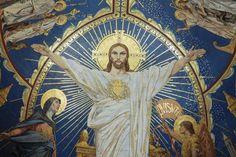 Cuando mi esposa y yo fuimos acogidos en la Iglesia católica, hace cinco años, recibimos un regalo: un retrato enmarcado de Jesús. En él, Jesús tiene la mano derecha hacia arriba, como dando una be…