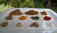 Another Indian Spice Blend ❊ Chana Masala Spice Blends, Spice Mixes, Masala Spice, Seasoning Mixes, Vinaigrette, Chana Masala, Indian Food Recipes, Urban Cottage, Great Recipes