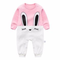 Check out my new Little Rabbit Color Block Jumpsuit for Baby Girl, snagged at a crazy discounted price with the PatPat app. Cute Dresses For Teens, Girls Casual Dresses, Little Girl Dresses, Outfits For Teens, Girls Graduation Dresses, Matching Family Outfits, Baby Outfits Newborn, Baby Wearing, Girl Fashion