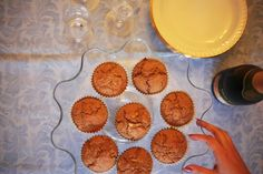 Cake, Breakfast, Food, Apple Cinnamon Muffins, Cocoa Cake, Gluten Free Recipes, Oatmeal, Pie Cake, Pastel