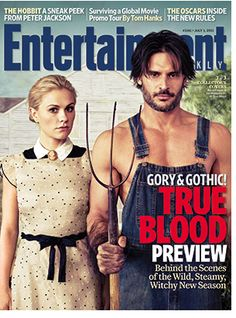 Entertainment Weekly: True Blood