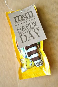 easy father's day treat ideas {for large groups} | Little Birdie Secrets