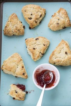Scone Recipe: The Best Scones Ever! From @kitchenmagpie. Crispy, perfect scones!