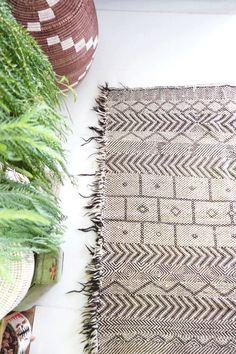 モロッコラグ ボ・シャルウィット ボ・シャラウィット Boucherouite フレンチモロッコ モロッコ 絨緞 ベルベル ターコイズブルー