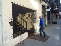 15 Amazing 3D Street Art Drawings That Make You Think You're Walking Into Another World – Urban Times