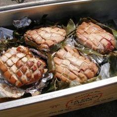 La Caja China Luau Pork Shoulders, anyone? :)