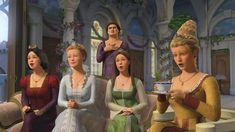 Shrek the Third Wallpaper Shrek 3 Movies Wallpapers) – Free Backgrounds and Wallpapers Shrek 2, Fiona Shrek, Dreamworks Animation Skg, Dreamworks Movies, Shrek Character, Character Costumes, Princesa Fiona, Princess Pictures, Disney Images