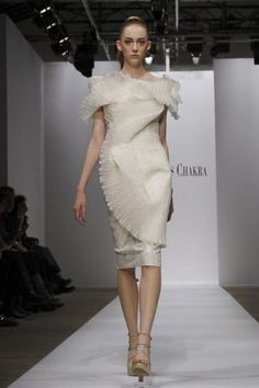 Georges Chakra Spring Summer Couture 2011 Paris