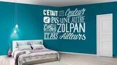 Peinture multisupports couleurs int rieures luxens bleu atoll n 4 satin 2 5 - Zolpan intensement couleur ...