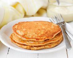 Pancakes faciles et sans gluten