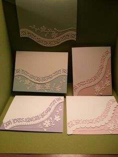 SPELLBINDERS-BORDERABILITIES & MEMORY BOX DIE CUTS by hollymae - Cards and Paper Crafts at Splitcoaststampers