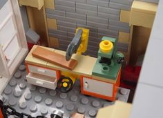 LEGO Ideas - Modular Construction Site