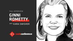 Artificial intelligence will change everything  | Ginni Rometty, CEO IBM...