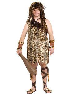 Höhlenmensch, sieht aus wie frisch aus der Steinzeit!   Kategorie: Karnevalskostüme Klassiker. Retro Outfits und Verkleidungen für die Fünfte Jahreszeit!  #Fasching #Fasnacht #Karneval #Kostüm