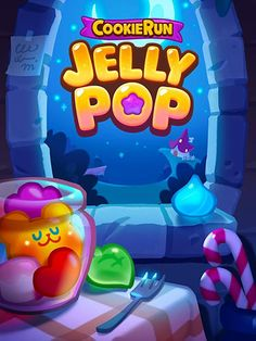 Jelly Games, Modelos Low Poly, Mobile Logo, Mobile Game, Candy Games, Best Android Games, Game Logo Design, Game Interface, Splash Screen