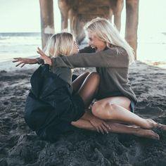 «#brandyusa Hailey Jacket & Ollie Sweater»