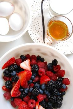 Mixed berries and Berries on Pinterest