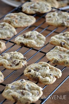 BEST Reese's Peanut Butter Cup Cookies... Dare you to have just one!