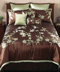Take a look at this Songbird Comforter Set by Hallmart Collectibles on #zulily today!