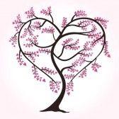 Tree_outline : love tree