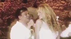 Recuerda Paulina Rubio a Juan Gabriel