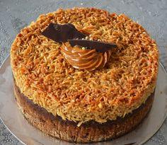 Vanilla Pod - Lumberjack Cake