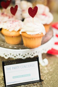 Cupid Cupcakes. GALENTINE'S DAY WORKSHOP. Paper flower crowns. The Party Concierge in Philadelphia. Event Planning, Party Coordination, Graduation Party, Wedding, Bridal Shower, Baby Shower, Birthday Party, Anniversary, Date Night, Dinner Party