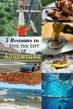 5 Reasons to Give the Gift of Adventure - Adventure Mom