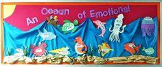 An Ocean of Emotions Bulletin Board