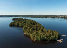 Viikinsaari Island in VirtualTampere. See the most interesting places of Tampere without actually going there. Finland.