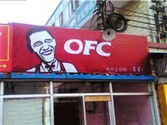Didn't know a U.S. president could be a weird restaurateur on the side