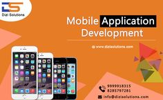 Explore the Power of Mobile for your Business.... #DiziSolutions is a mobile application development company offering custom mobile application development services for iOS, Android and other platforms.  For more info visit http://dizisolutions.com/ #MobileAppDevelopment #AndriodAppDevelopment #DigitalMarketingAgency #SocialMediaMarketing #DigitalIndia #Digitalize