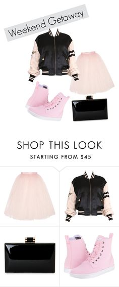 """Sports chic"" by adelik95 on Polyvore featuring мода, Ballet Beautiful, Moschino и Dr. Martens"