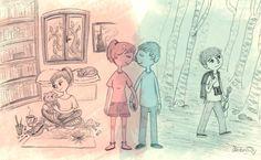 Perderse y encontrarse en las relaciones – Proyecto Kahlo http://www.proyecto-kahlo.com/2017/02/perderse-encontrarse-las-relaciones/