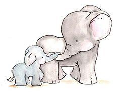 Cute Elephants Wallpapers Backgrounds