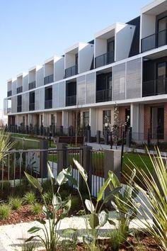 Banbury Village, Footscray VIC by dKO architects
