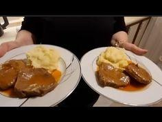 Salçalı biftek yaptım!. Tam ramazan menüsü. Bayılacaksınız 👍👍👍 - YouTube Mashed Potatoes, Beef, Ethnic Recipes, Youtube, Food, Whipped Potatoes, Meat, Smash Potatoes, Essen