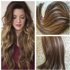 Hair extensions before and after glam seamless hair extensions 5 star balayage highlighted european remy tape in seamless weft 20 hair extensions 40pcs pmusecretfo Choice Image