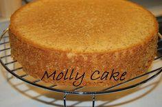 MOLLY CAKE (base ideale per farcire e per pdz)