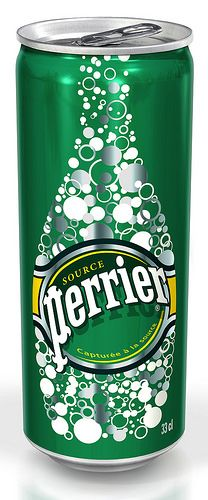 Perrier 33cl Slim Can