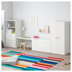 Terrific No Cost STUVA / FRITIDS storage combination white, white Tips In lots of dormitories Ikea bedrooms are very happy to be viewed, as they provide numerous alternati Ikea Playroom, Playroom Furniture, Playroom Storage, Toy Storage, Record Storage, Ikea Kids Storage, Ikea Kids Bedroom, Ikea Hack Kids, Kid Bedrooms