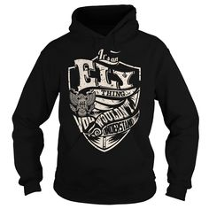 Its an ELY Thing (Eagle) - Last Name, Surname T-Shirt